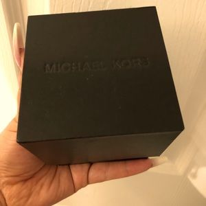 Michael Kors double wrap watch BRAND NEW IN BOX